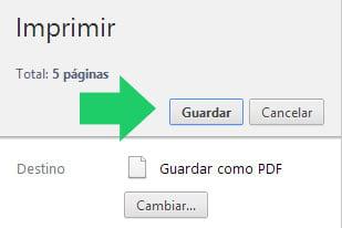 Crear PDF