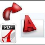 PDF a autoCAD