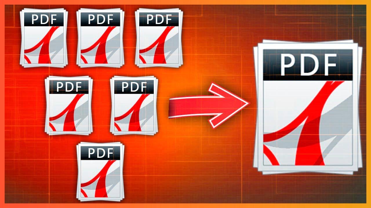 varios archivos pdf en un solo
