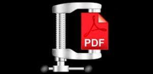 Como comprimir un pdf