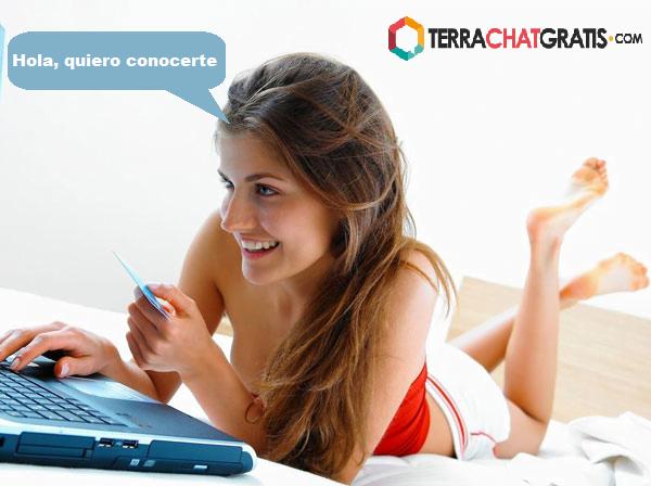El chat de Terra. Un webchat multimedia y gratis