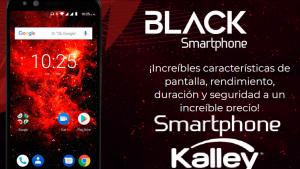 celular kalley black ds