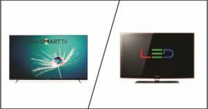 Diferencias entre tv led y smar tv