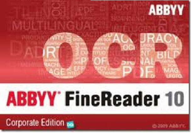 Abby Fine Reader 10