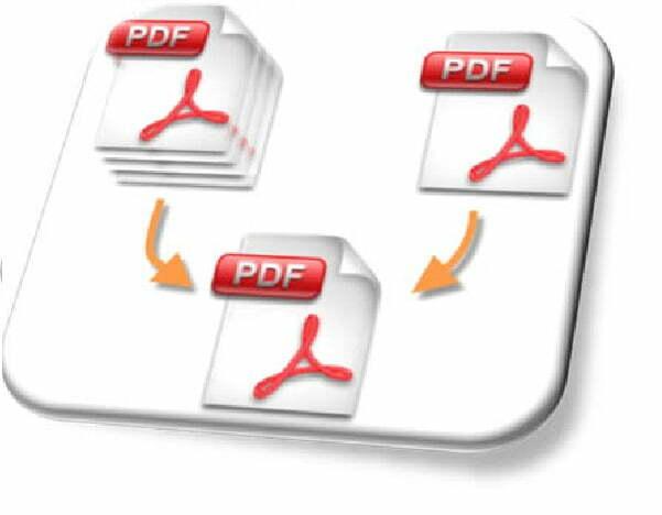 Unir ficheiros pdf